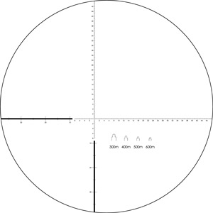 RANGING RETICLE Recon R/T