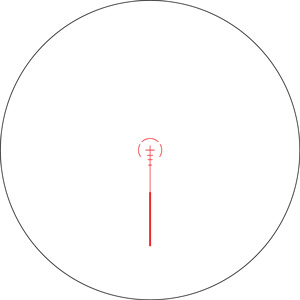 Vortex Spifire 3x EBR-556B (MOA) RETICLE