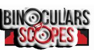 Binoculars N Scopes Logo